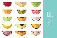 Fruit Set + Icons