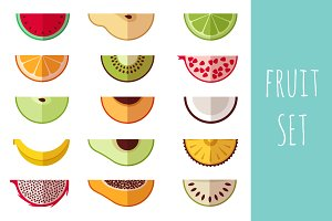 Fruit Set + Icons