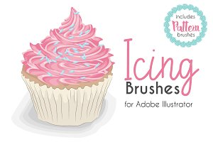 Icing - Frosting Brushes