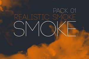 Realistic Smoke Pack 01