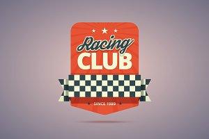 Racing Club Emblem