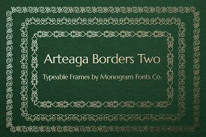 MFC Arteaga Borders Two