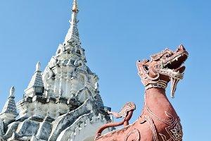 Wat Phra That Hariphunchai temple