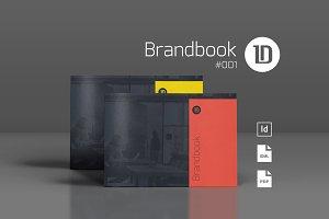 BrandBook Guidelines Template 001
