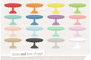 Cake Stand Clipart