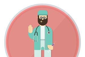 Doctor. Vector.