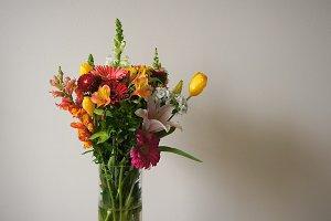 Hi-Res Bouquet Still Life 1