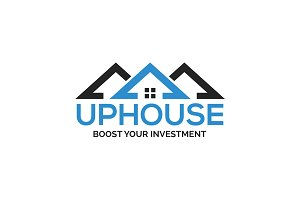 Uphouse Logo Template
