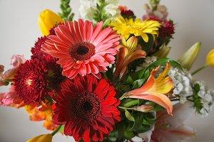 Hi-Res Bouquet Still Life 2