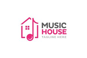Music House Logo