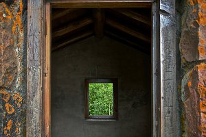 Shack Window to Window