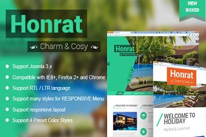 SJ Honrat - Travel template with K2