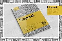 Creative Brochure (Proposal)
