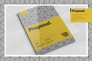 Creative Brochure (Proposal)