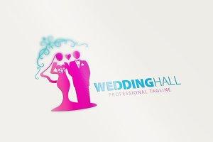 Wedding Hall Logo
