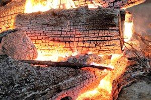 Saint Anthony's bonfire