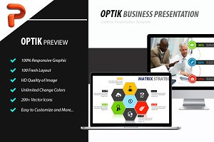 OPTIK - Powerpoint Template