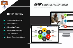 OPTIK - Keynote Template