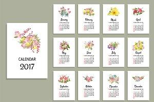 №91 Calendar 2017