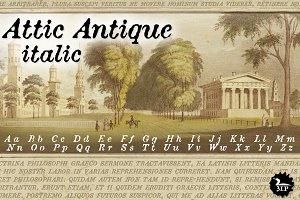 Attic Antique Italic