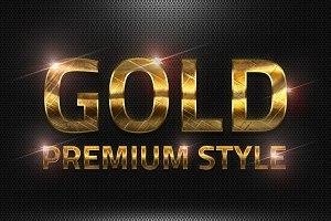 36 Premium Gold Style V02