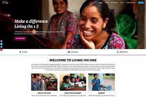 Pena - Charity WordPress Theme