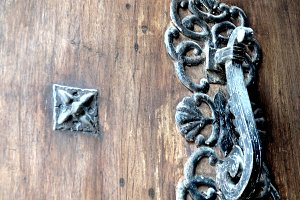ancient  latch