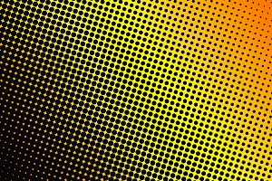 Abstract background dotted with several color gradients