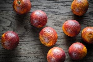 Red tangerines