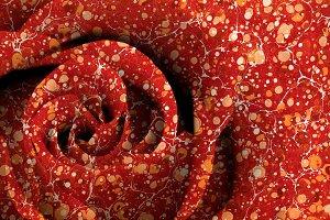 Vintage Lava Rose