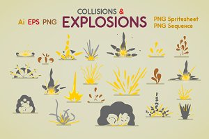 Collisions & Explosions