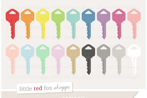 House Key Clipart