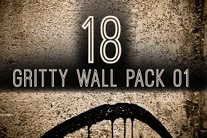 Gritty Wall Pack 01