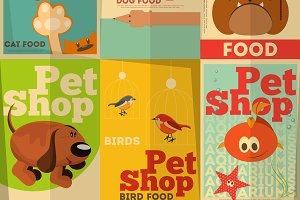 Pet Shop Posters