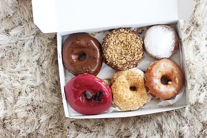 Dough Donuts