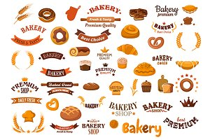 Bakery shop design elements