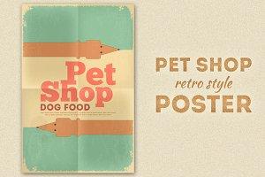 Pet Shop Poster