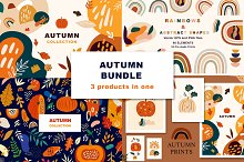 Autumn Bundle by  in Graphics