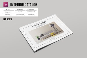 Interior Brochure | Catalog-V455