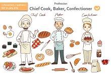 Profession. Chief Cook.
