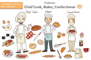 Profession. Chief Cook.