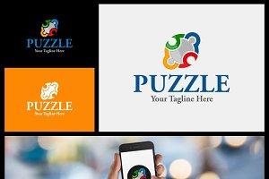 Puzzle Child Logo