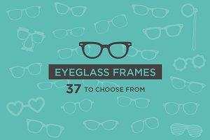Eyeglass Frames - 37 Vectors