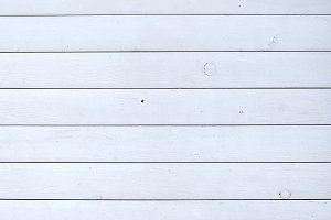 White painted rustic wooden texture