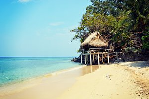 Paradise Beach Cabin