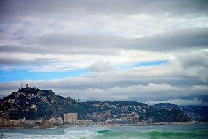 Coast of Blanes, Spain
