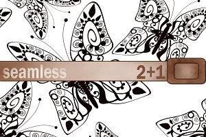 2 Jpg file +1 clip art Butterfly.