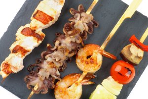 Grilled Delicious
