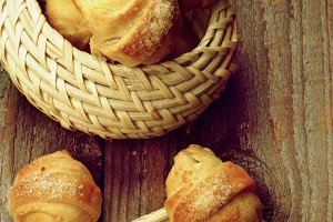 Croissant Cookies
