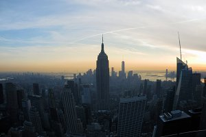 New York from the top